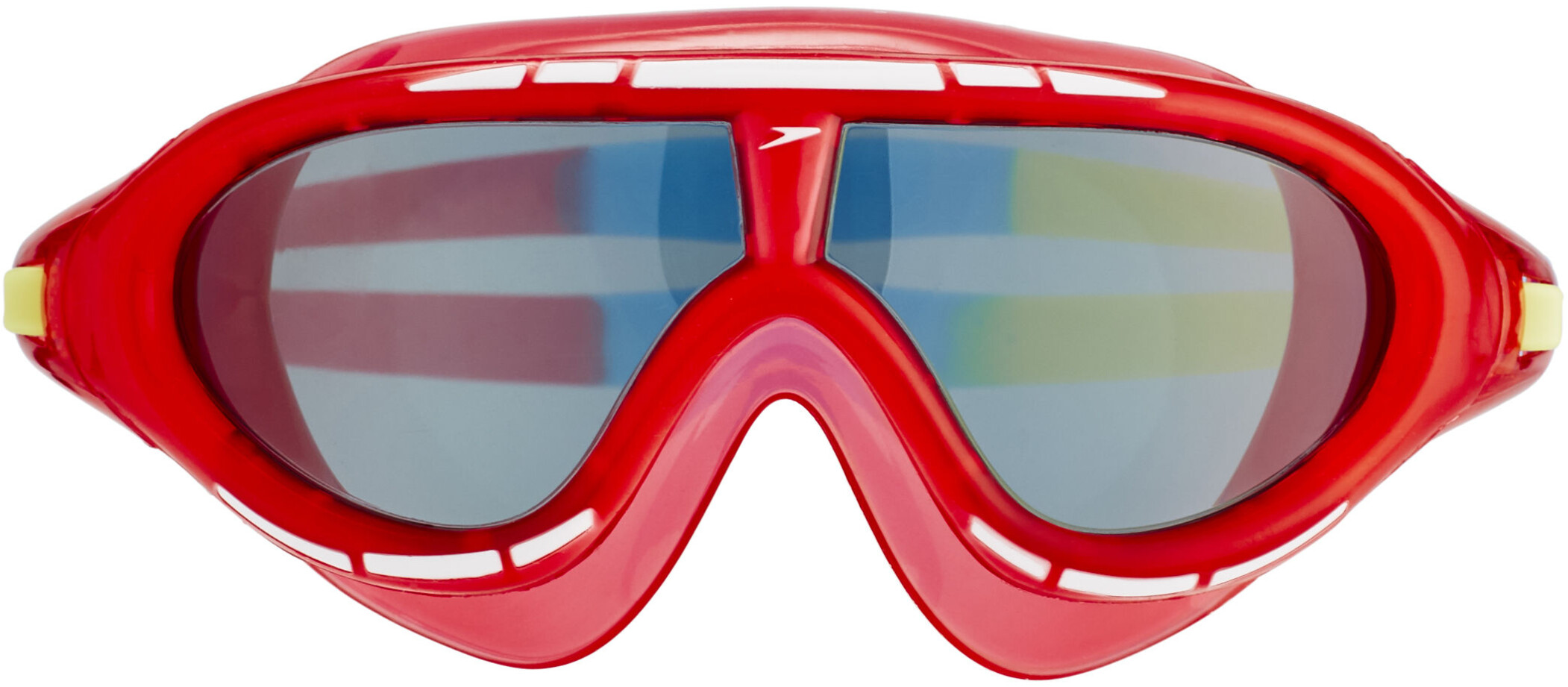 speedo Biofuse Rift Simglasögon Barn röd blå - till fenomenalt pris ... f45308f3e5d8c